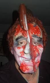 old man mask for halloween 97 best vinyl cesar mask images on pinterest vinyls masks and