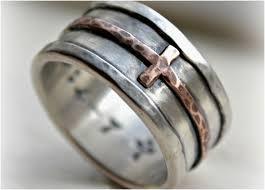 custom mens wedding bands custom mens wedding rings fresh mens cross wedding band rustic