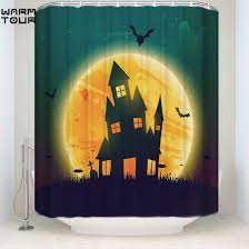 compare prices on bathroom curtain halloween online shopping buy