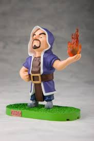 clash of clans archer queen clash of clans archer queen barbarian king wizard figure fire
