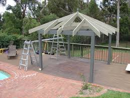 Calculate Shingles Needed For Hip Roof by How To Install Outdoor Gazebo Kits U0026 Pergola Roof Shingles