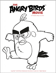 inside out cast coloring pages the angry birds movie trailer coloring pages activity sheets