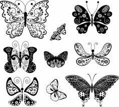 butterfly free vector 1 982 free vector for commercial