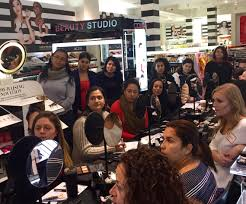 makeup classes in baton contouring and highlighting beauty class at sephora inside the