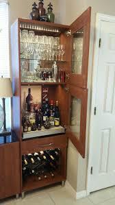 Kitchen Bar Cabinet Ideas by Best 10 Liquor Cabinet Ikea Ideas On Pinterest Small Liquor