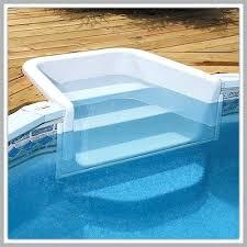 pool ladder steps u2013 boothify me