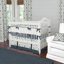 Dahlia Nursery Bedding Set by Grey Baby Bedding Sets