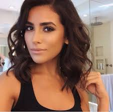 shoulder lengh hair but sides have snapped what hairstyle make it look better sazan hendrix pinteres