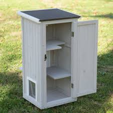 my husband built one of these for our feral cat