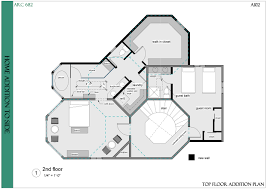 9 main floor plan image of the octagon house only problem six 10 octagon house plan plans 1 bedroom with planskill six charming design