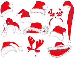 christmas hats png clipart picture sd pinterest christmas