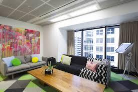 facebook s new sydney offices by siren design officelovin lounge facebook office sydney 8