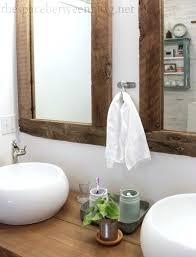 bathroom mirrors houston framed mirrors bathroom rustic bathroom vanity and mirrors framed