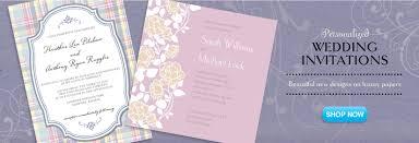 Invitation Programs Wedding Stationery Invitations Announcements U0026 More
