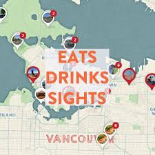 Portland Breweries Map by Vancouver By Bike U2014 Bikabout