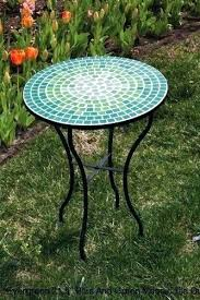 Mosaic Top Patio Table Tile Patio Table For Best Tile Top Patio Table Images On Patio