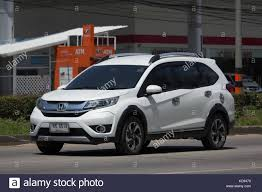 chiang mai thailand september 23 2017 private car honda brv
