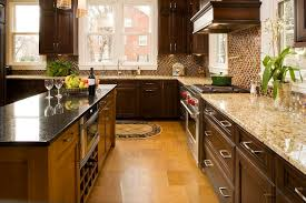 Backsplash With Venetian Gold Granite - new venetian gold granite fashion other metro traditional kitchen