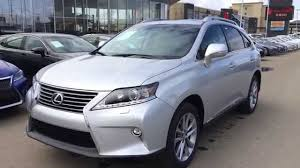lexus rx 350 used uk 2015 lexus rx 350 awd review youtube