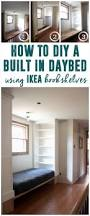 how to diy ikea built ins daybed bedrooms and room