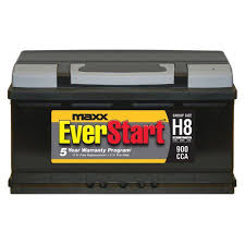 battery car everstart maxx lead acid automotive battery group h8 walmart com