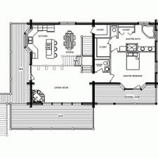 one story log cabin floor plans eye x house plans small cottage homey inspiration cabin house plan