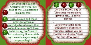 best 12 days of christmas for neighbors opulent christmas inspiring