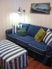 Slipcovers For Sofa Sleepers 50 Best Slipcovered Furniture Images On Pinterest