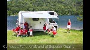 Fiamma Caravanstore Rollout Awning Fiamma F45 Awning Youtube