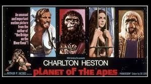 Planet Of The Blind Planet Of The Apes U0027 1968 Review I Original Movie Hollywood Reporter