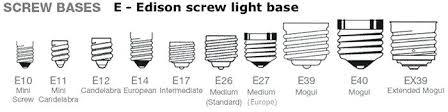 standard light bulb base size standard light bulb sizes ceiling fans that take regular light bulbs