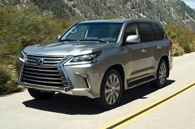 lexus van 2016 live from pebble the 5 best things about the 2016 lexus lx 570