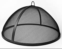 Firepit Cover Pit Screen Cover Heavy Duty Hitnet Storefront