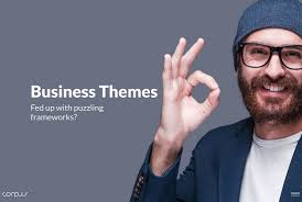 30 best corporate business themes of 2016 for startups