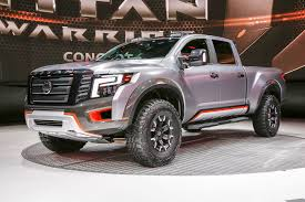 nissan 370z quad exhaust nissan titan warrior concept is an off road monster