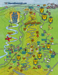 Map Of Virginia Wineries by Plan Your Romantic Getaway Soon The Shenandoah National Park Is