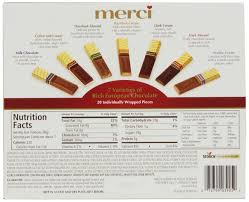 merci chocolates where to buy merci european chocolates assortment 8 8 ounce