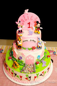 and friends cake mickey minnie and friends cake baked in heaven