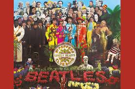 sargeant peppers album cover sneak peek the story the iconic sgt pepper cover