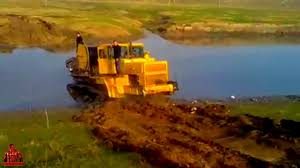 awesome modern machine bucket wheel excavator tile trencher