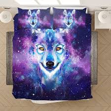Wolf Bedding Set Wolf Bedding Set 3pcs 4pcs Anilopro
