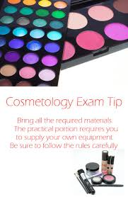 13 best cosmetology exam study guide images on pinterest