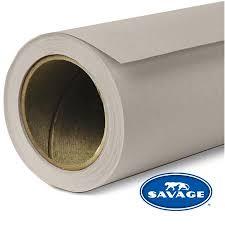 savage seamless paper savage background paper 53inx12yds studio gray 12 12 1253