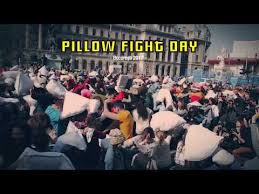 Pillow Fight Meme - pillow fight week videos myweb