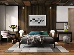 Home Interior Wall Decor 11 Ways To Make A Statement With Wood Walls In The Bedroom
