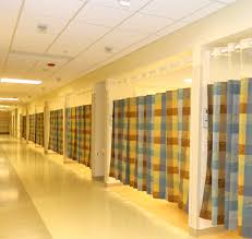 Hospital Curtains Track Curtain Track Rail Support System Barrier Free Lifts Patient