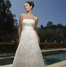 Preowned Wedding Dress Casablanca Preowned Wedding Dresses Once Wed