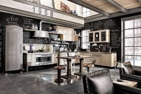 deco cuisine style industriel cuisine style industriel idées de déco meubles et luminaires