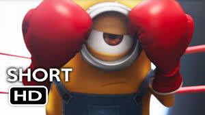 minions animated short film