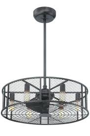 Ceiling Fan With Cage Light Awesome Flush Mount Ceiling Fan With Light For Flush Mount Ceiling
